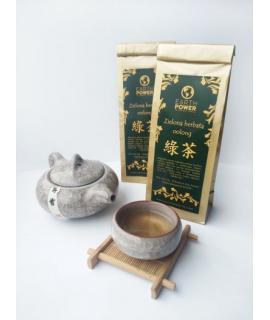 Zielona herbata oolong